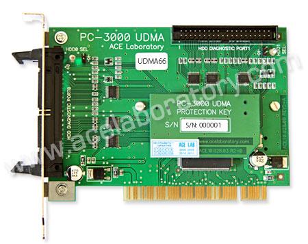 pc3000-udma主卡