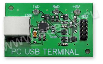 USB终端